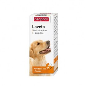 Laveta + Carnitina Perros Beaphar