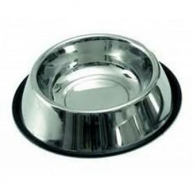 Plato Grabado 476 ml Antideslizante Metalico