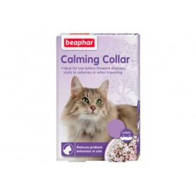 Collar Calming Gatos Beaphar