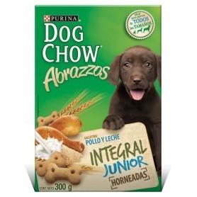 Galletas Dog Chow Abrazzos Junior