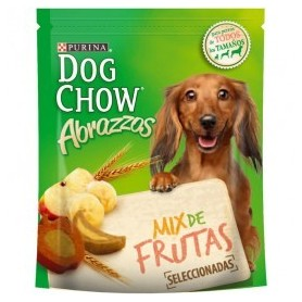 Galletas Purina Abrazzos Mix de Frutas
