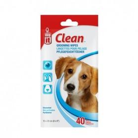 Toallitas de limpieza ojos perros y gatos 40 uni