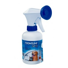 Frontline Spray 250ml Perros y Gatos