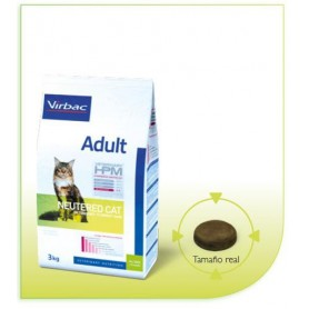 Alimento HPM Cat Adult Neutered 1.5kg