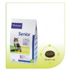 HPM Cat Senior Neutered 1.5 kg