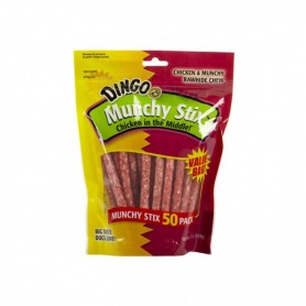 Dingo Munchy Stix 50 Unidades