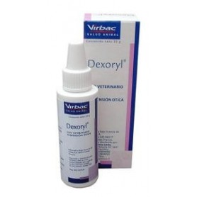 Dexoryl Suspensión Otica 20gr