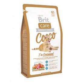 Brit Care Cat Gourmand Cocco 2 kg