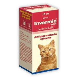 Invermic Gatos 10ml