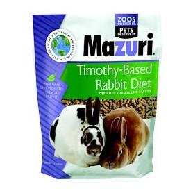 Mazuri Conejo 1 kg - Timothy Based Rabbit Diet