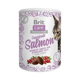 Brit Care Cat Superfruits Salmon 100 grs