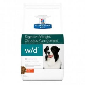 Hills Canine Prescription Diet W/D 7,98Kg (WD)