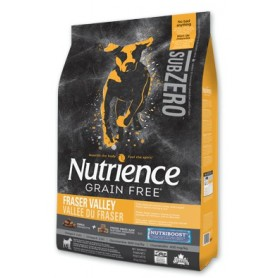 Nutrience Subzero Dog Fraser Valley 2.27kg