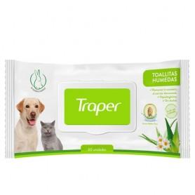 Toallitas Humedas Perro y Gato Traper