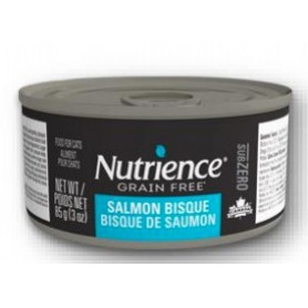 Nutrience Gato Grain Free Salmon Bisque 85 grs