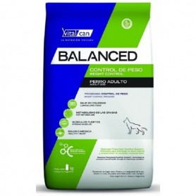 VitalCan Balanced Perro Control Peso All Ages 3 kg