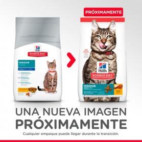 Hills feline Adulto 7+ indoor 1.58 kg